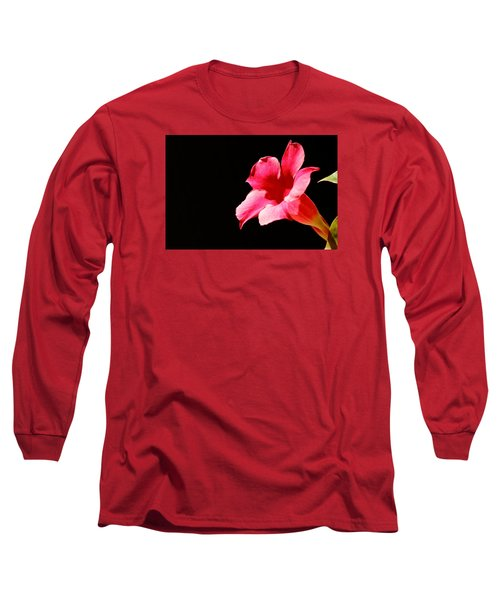 Long Sleeve T-Shirt featuring the photograph Trumpet by Richard Patmore