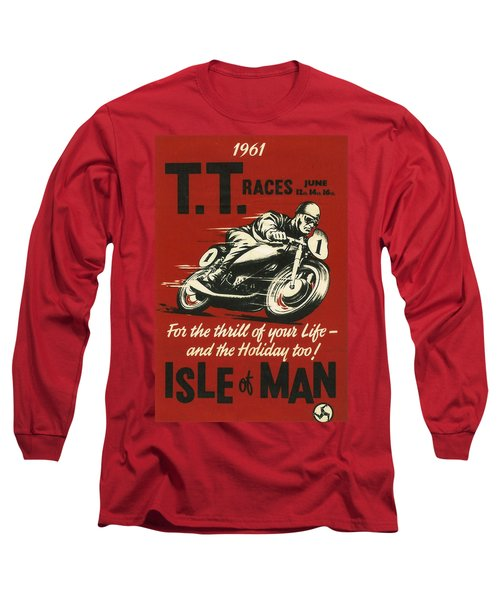 Tt Races 1961 Long Sleeve T-Shirt