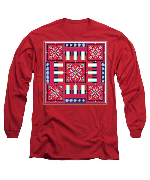 Tuck Art 1 624 3 Long Sleeve T-Shirt