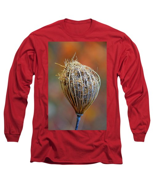 Tucked In For Winter Long Sleeve T-Shirt