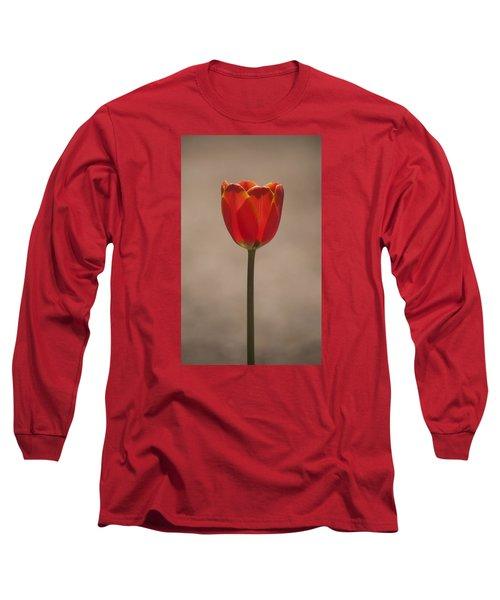 Tulip En Fuego Long Sleeve T-Shirt