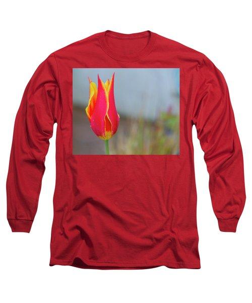 Tulip Fire Long Sleeve T-Shirt