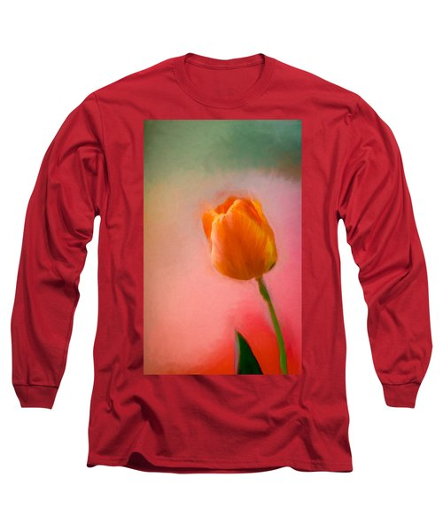 Tulip On The Porch Long Sleeve T-Shirt