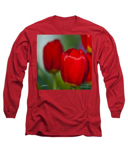 Tulip Perfection Long Sleeve T-Shirt