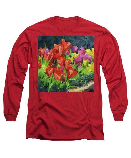 Tulip Time Long Sleeve T-Shirt