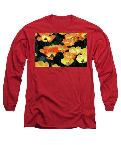 Tulips Long Sleeve T-Shirt