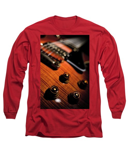 Tune Into Focus Long Sleeve T-Shirt