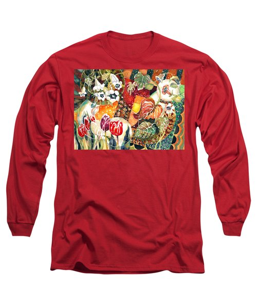 Turkish Garden Long Sleeve T-Shirt
