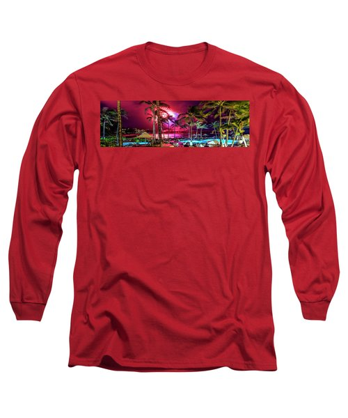 Turtle Bay - Independence Day Long Sleeve T-Shirt