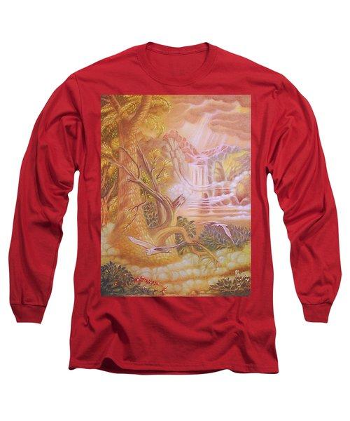 Twain Long Sleeve T-Shirt