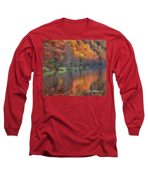 Tyler Lake Long Sleeve T-Shirt