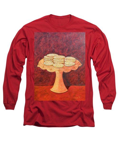 Unas Galletas Mexicanas Long Sleeve T-Shirt