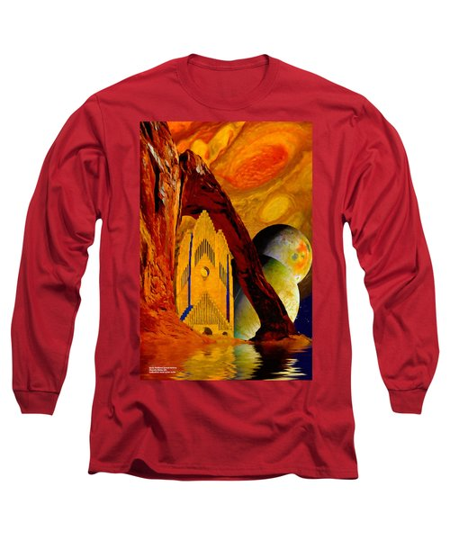 Under The Giants Eye Long Sleeve T-Shirt