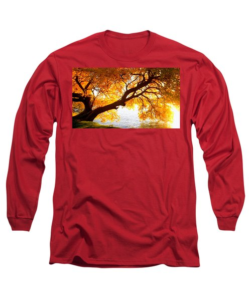 Under The Yellow Tree Long Sleeve T-Shirt