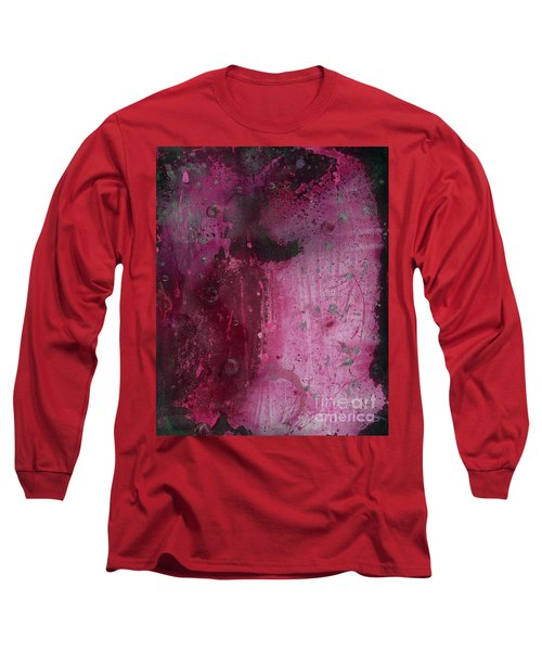 Universal Goddess 1 Of 3 Long Sleeve T-Shirt by Talisa Hartley
