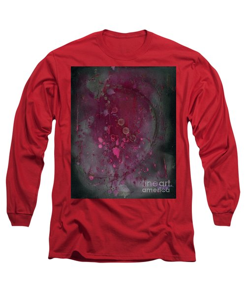Universal Goddess 3 Of 3 Long Sleeve T-Shirt by Talisa Hartley