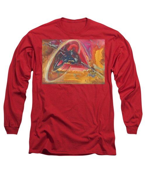 Universal Heart Long Sleeve T-Shirt
