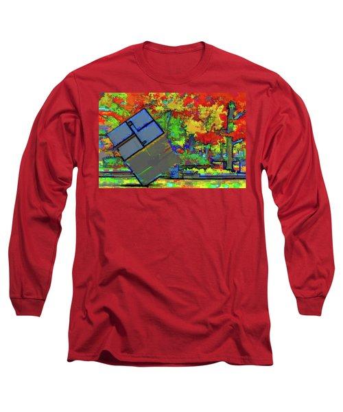 University Of Michigan Long Sleeve T-Shirt