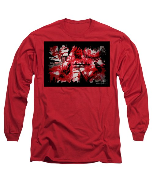 Untitled-99 Long Sleeve T-Shirt