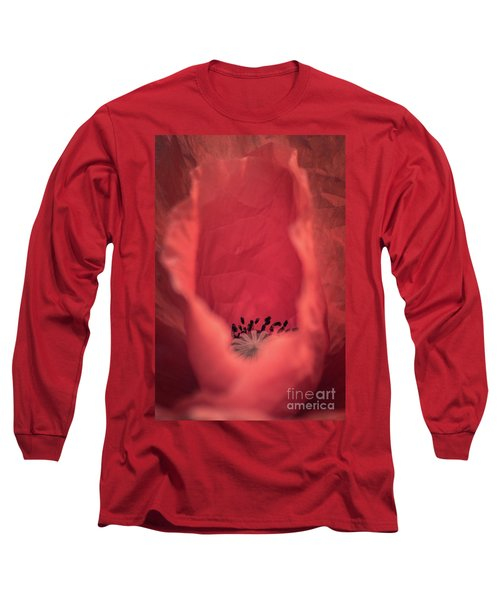 Long Sleeve T-Shirt featuring the photograph Untouched by Hannes Cmarits