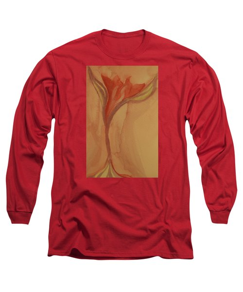 Uplifting Long Sleeve T-Shirt by The Art Of Marilyn Ridoutt-Greene