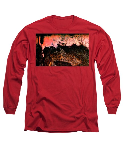 Urban Abstract Long Sleeve T-Shirt by Jerry Sodorff