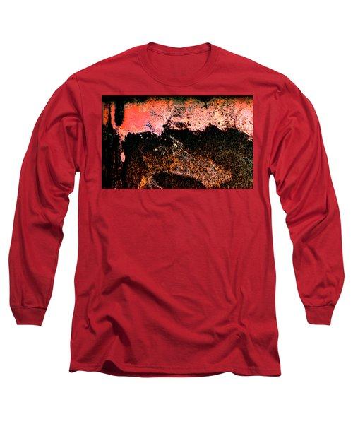 Urban Abstract Long Sleeve T-Shirt