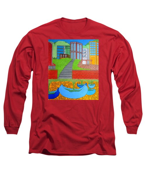 Urban Growth Long Sleeve T-Shirt