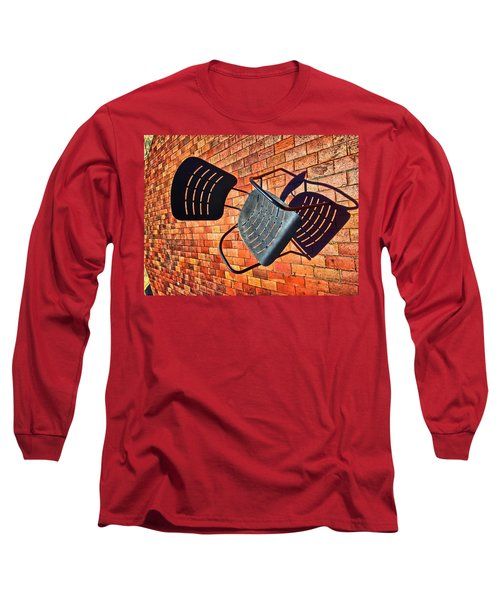 Urban Seating  Long Sleeve T-Shirt
