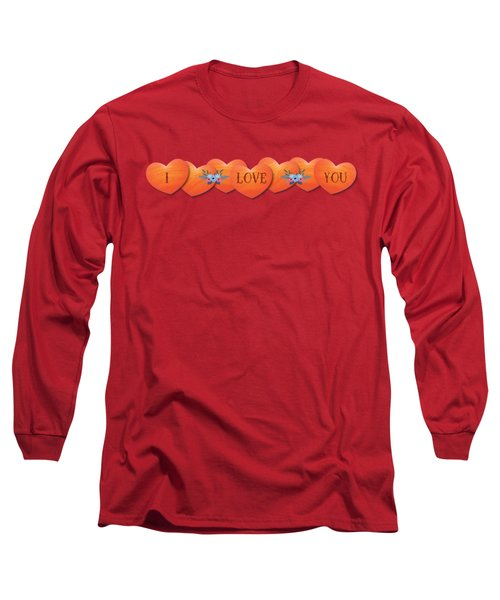 Valentine 07 Long Sleeve T-Shirt