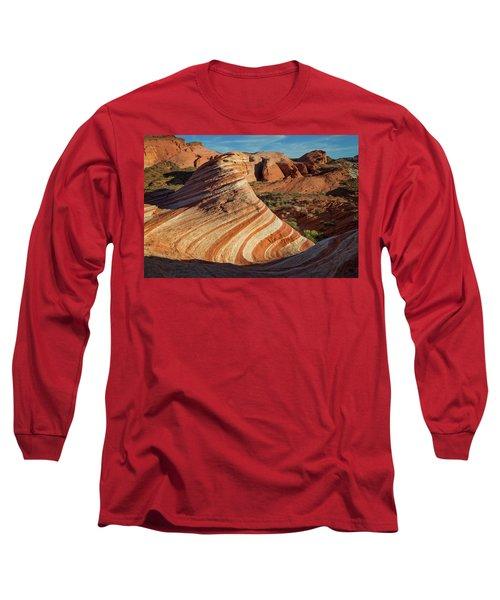 Valley Of Fire Xiv Long Sleeve T-Shirt