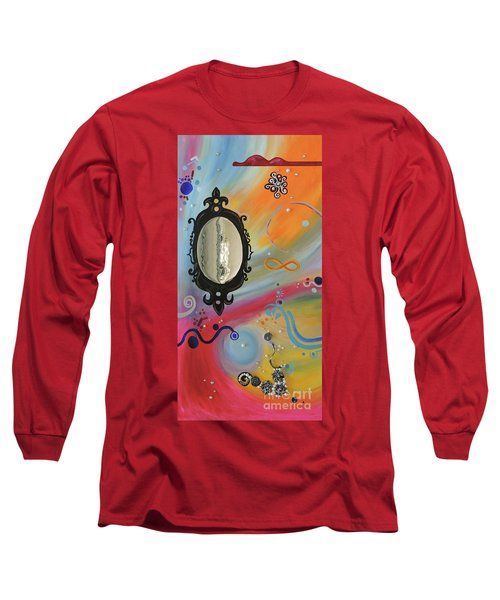 Vanity Escapes Long Sleeve T-Shirt