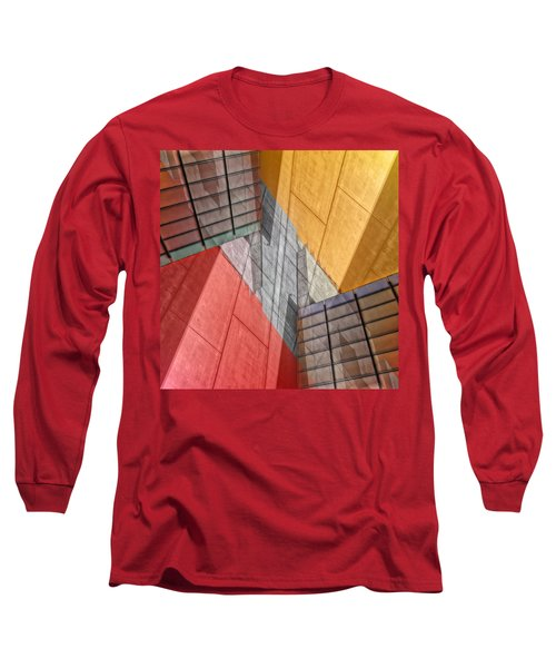 Variation On A Theme Long Sleeve T-Shirt