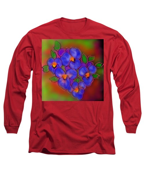 Vasant Panchami Long Sleeve T-Shirt