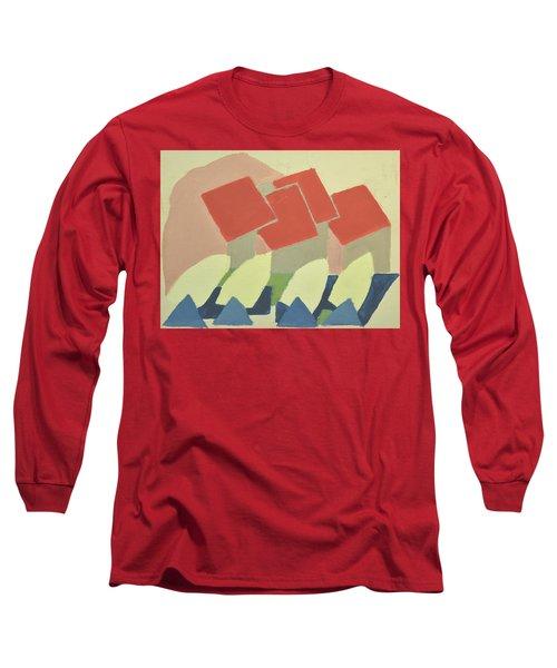 Vastkusten, West Coast,hamburgsund 1985_1250 Up To 90 X 60 Cm Long Sleeve T-Shirt