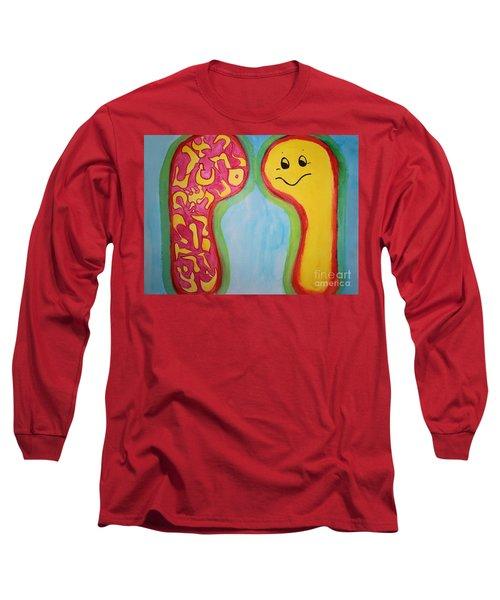 Vav Vision Ab18 Long Sleeve T-Shirt