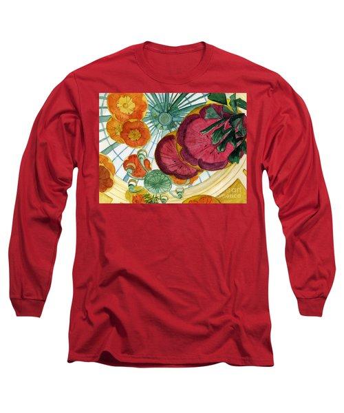Vegas Baby Long Sleeve T-Shirt by Lynne Reichhart