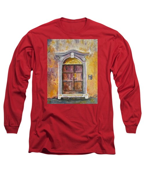 Venice Door Long Sleeve T-Shirt