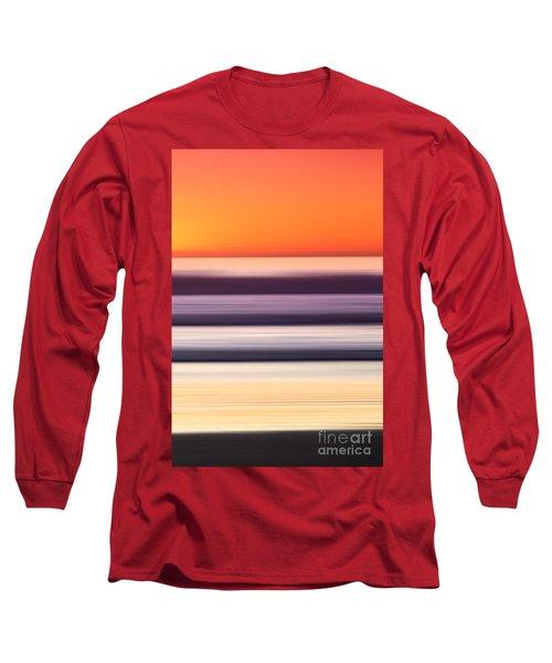 Venice Steps  -  3 Of 3 Long Sleeve T-Shirt