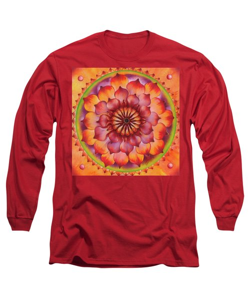 Vibration Of Joy And Life Long Sleeve T-Shirt