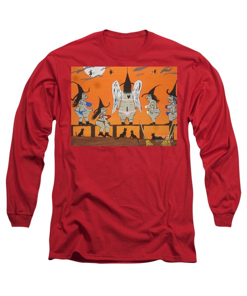 Victoria's Secret Witches Long Sleeve T-Shirt