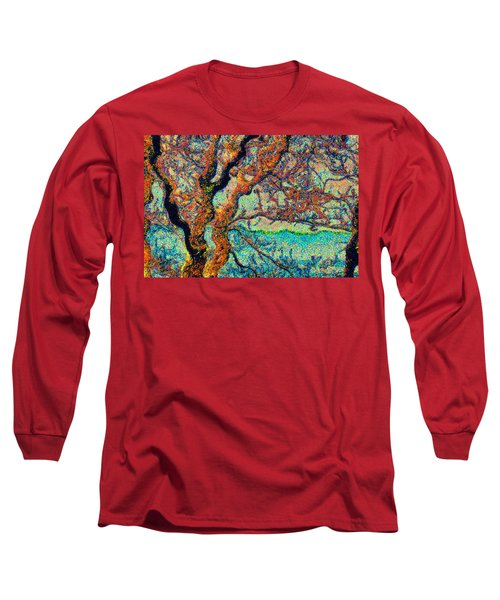 Vincent At Duxbury Bay Long Sleeve T-Shirt