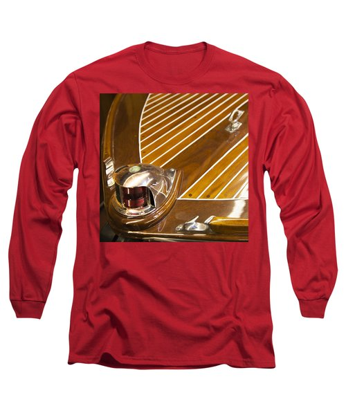 Vintage Century Bow Light Long Sleeve T-Shirt