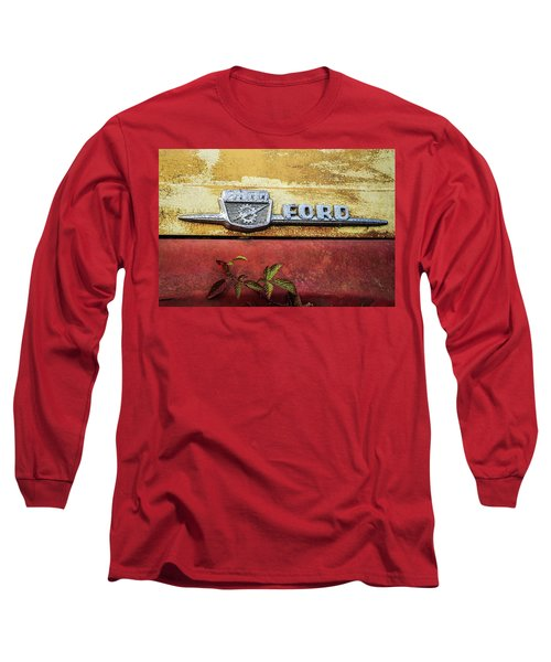 Vintage Ford Logo Long Sleeve T-Shirt