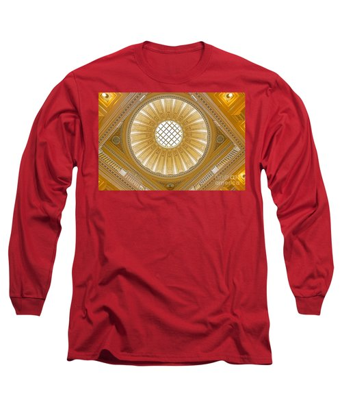 Virginia Capitol - Dome Long Sleeve T-Shirt