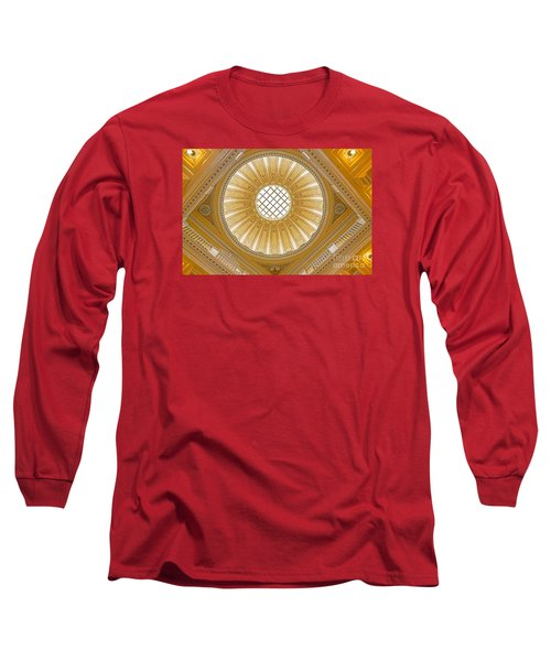 Virginia Capitol - Dome Long Sleeve T-Shirt