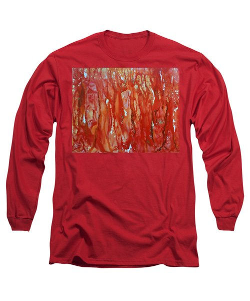 Walk In The Wood Long Sleeve T-Shirt