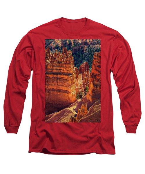 Walking Among Giants Long Sleeve T-Shirt