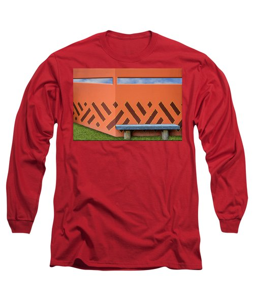 Wall With A View Long Sleeve T-Shirt