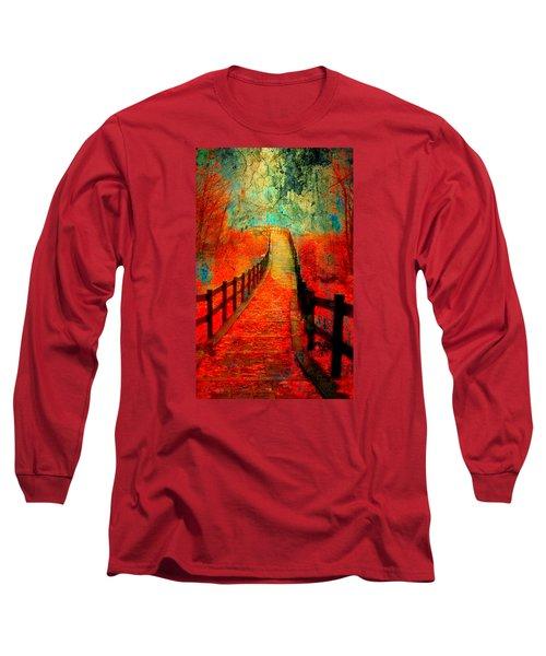 Wander Bridge Long Sleeve T-Shirt